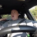 Cop stages 'Shake it Off' dashcam video to shake off bad rep